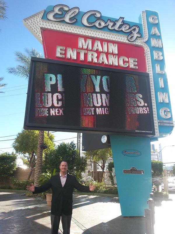Express Service Las Vegas Bail Bondsman Marc Gabriel